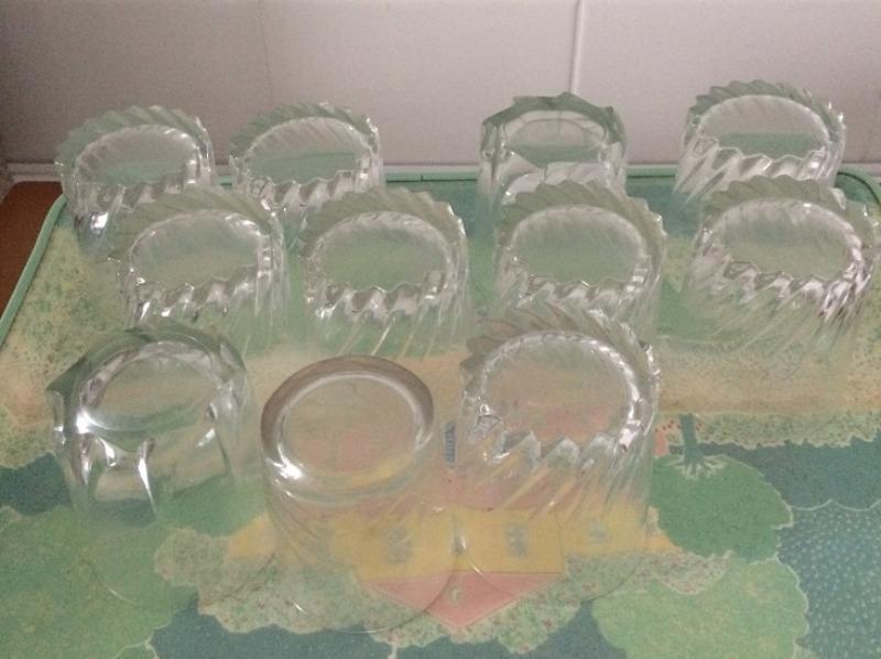 Recyclage, Récupe & Don d'objet : 11 verres à whisky