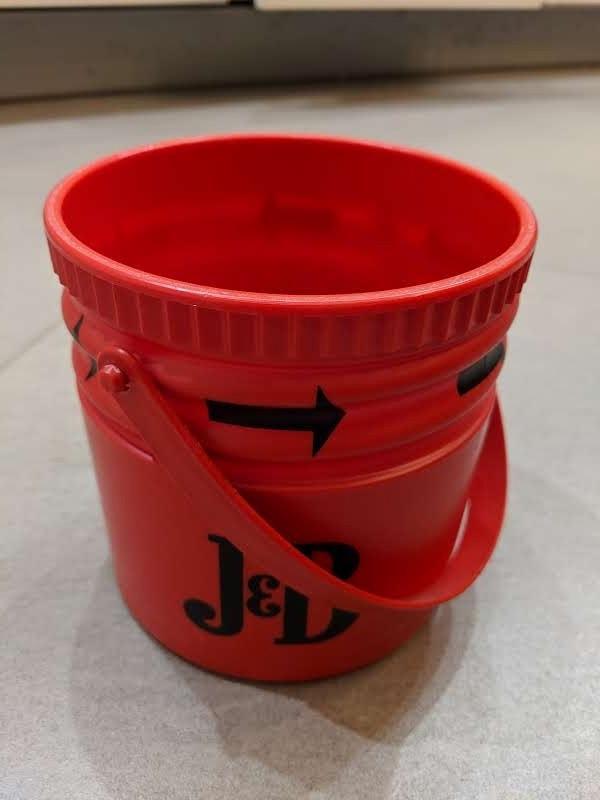 Recyclage, Récupe & Don d'objet : seau à glace