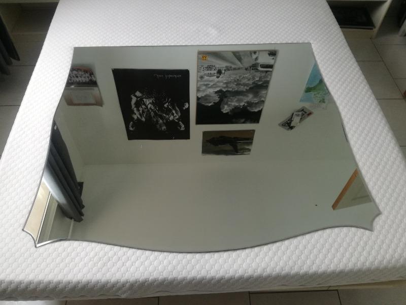 Recyclage, Récupe & Don d'objet : miroir