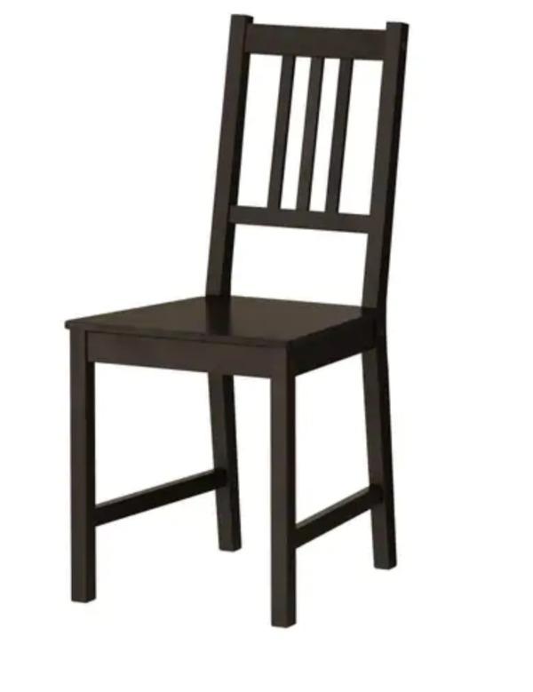 Recyclage, Récupe & Don d'objet : table à manger & duo de chaises