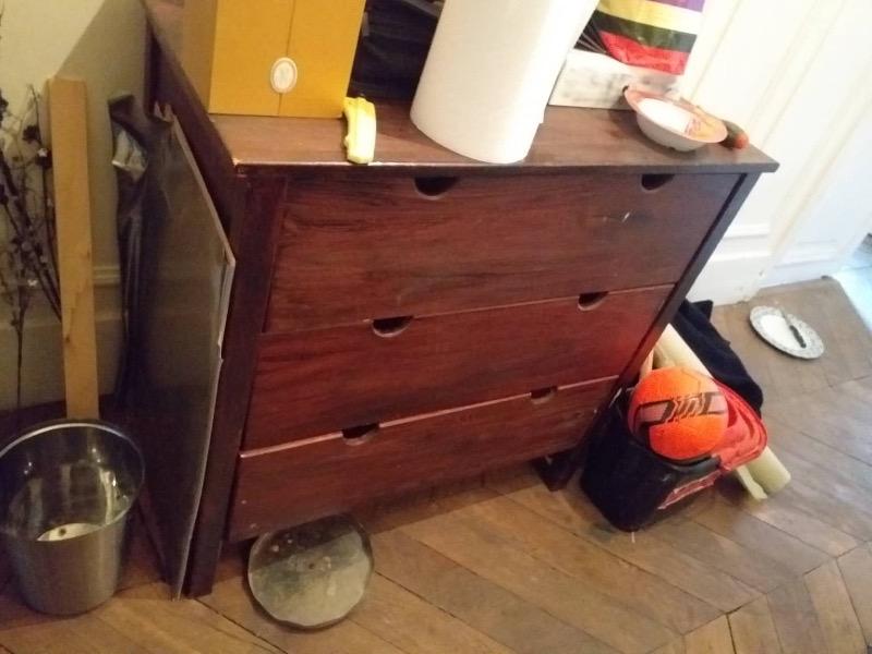 Recyclage, Récupe & Don d'objet : tiroir