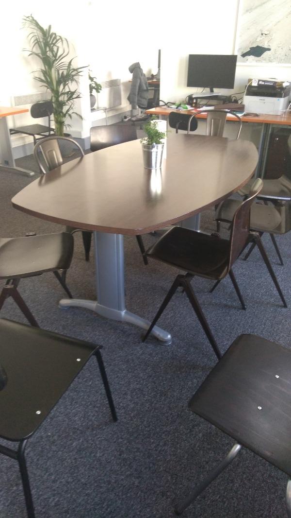 Table de réunion - Maison - Déco