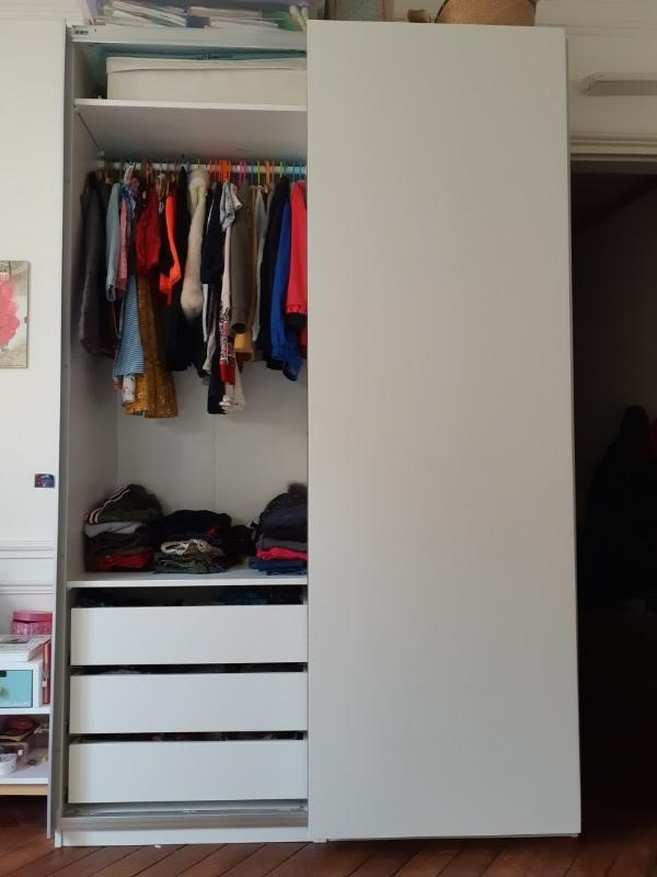Recyclage, Récupe & Don d'objet : armoire pax ikea