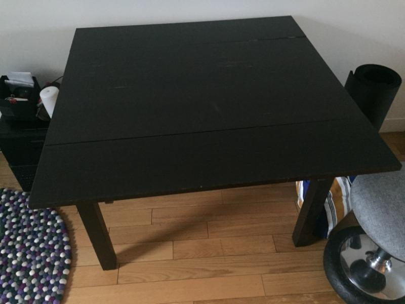 Table - Maison - Déco