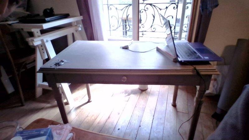 Recyclage, Récupe & Don d'objet : petite table mi-basse