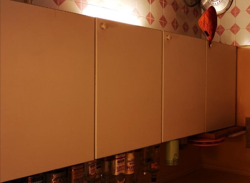 Recyclage, Récupe & Don d'objet : caisson de placard cuisine