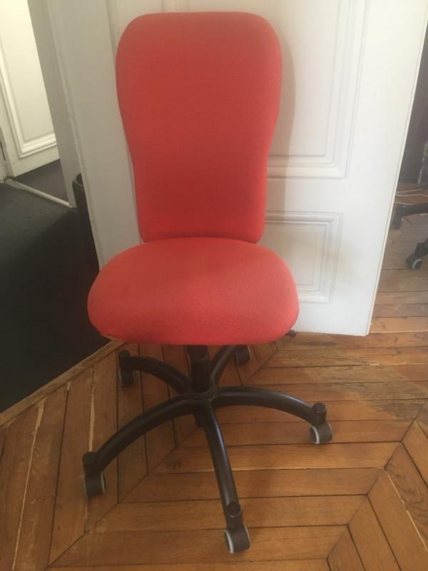 Recyclage, Récupe & Don d'objet : chaise