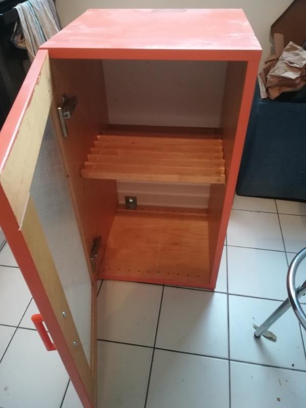 Recyclage, Récupe & Don d'objet : meuble bas cuisine
