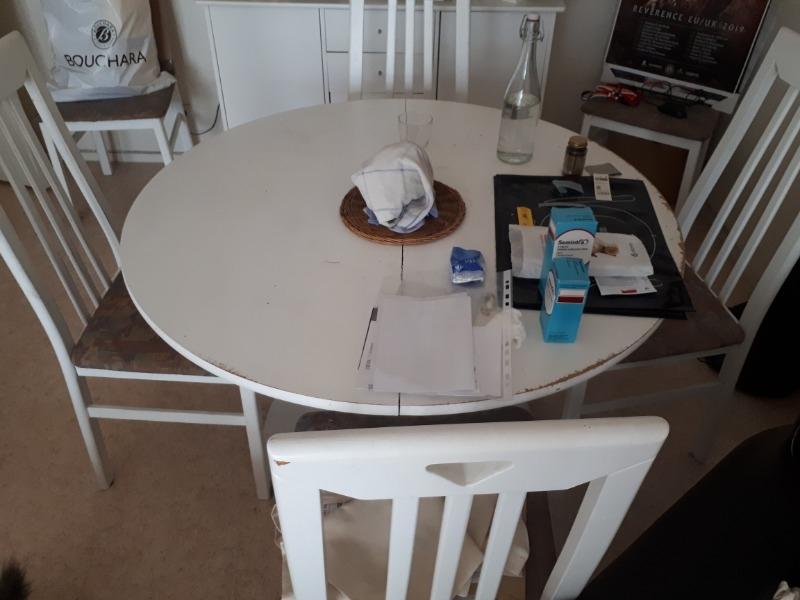 Recyclage objet r cupe objet donne salle manger une Donne salle a manger
