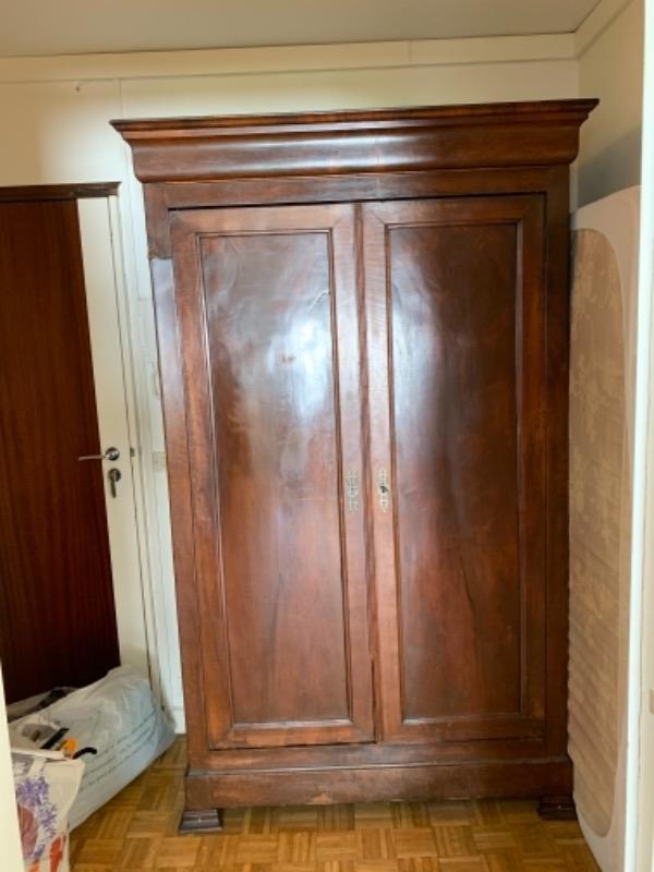 Recyclage, Récupe & Don d'objet : armoire vintage