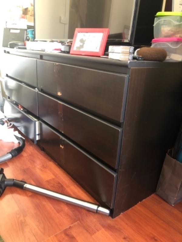 Recyclage, Récupe & Don d'objet : meuble commode