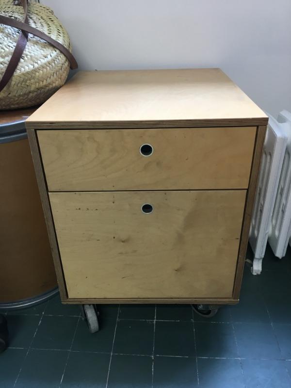 Recyclage, Récupe & Don d'objet : caisson de rangement