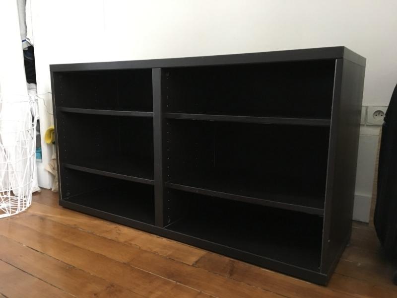 Recyclage, Récupe & Don d'objet : meuble tv-rangement