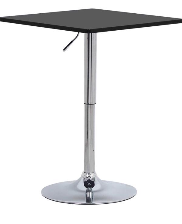 Recyclage, Récupe & Don d'objet : table noire carrée