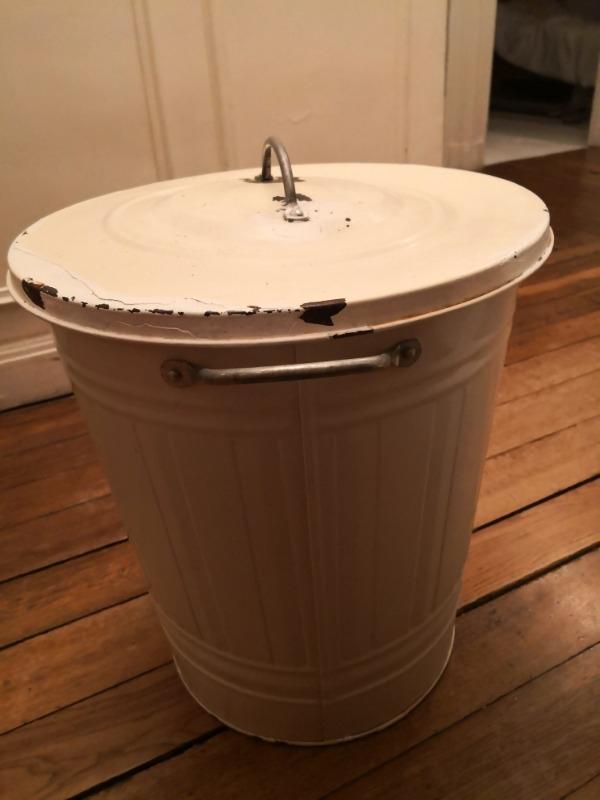 Recyclage, Récupe & Don d'objet : poubelle grand volume