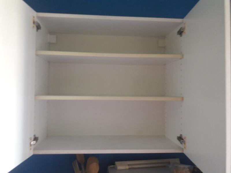 Recyclage, Récupe & Don d'objet : meuble haut de cuisine