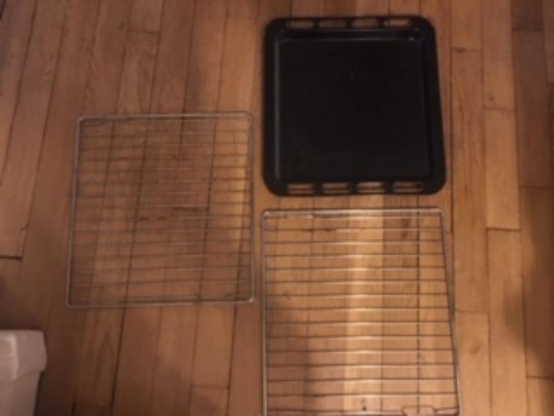 Recyclage, Récupe & Don d'objet : plaques et grilles pour four