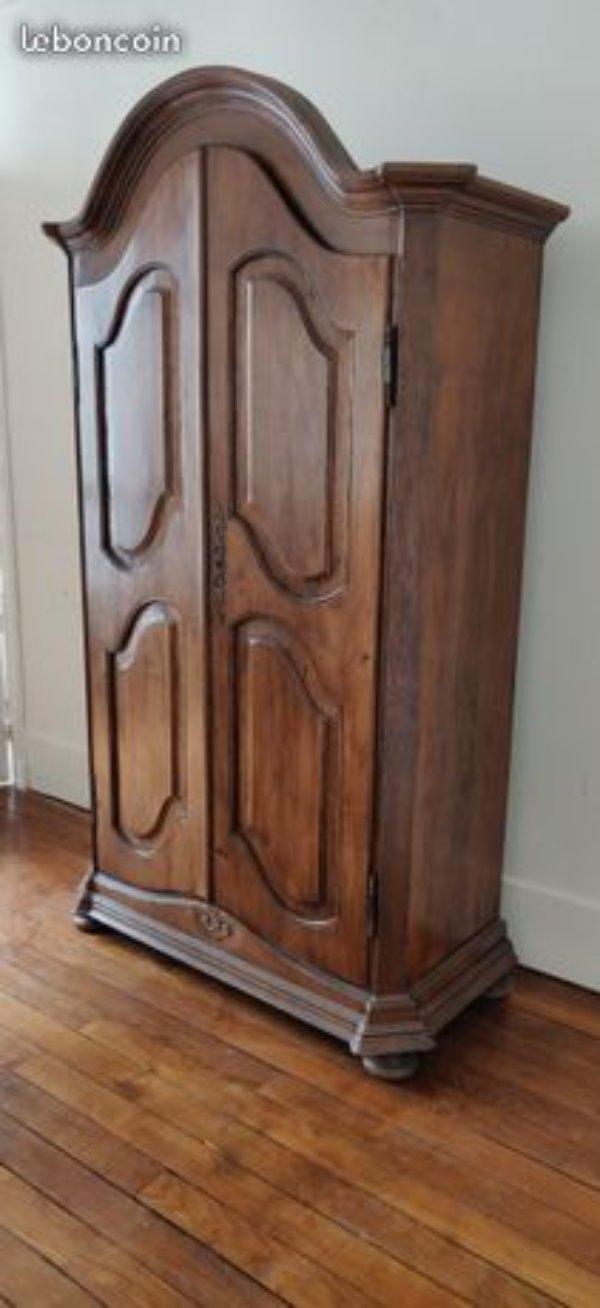 Recyclage, Récupe & Don d'objet : armoire normande