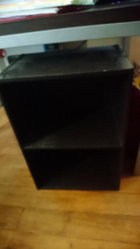 Recyclage, Récupe & Don d'objet : petit meuble rangement
