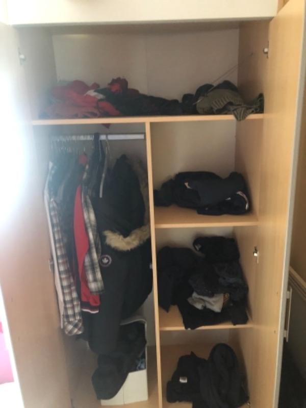 Recyclage, Récupe & Don d'objet : armoire junior