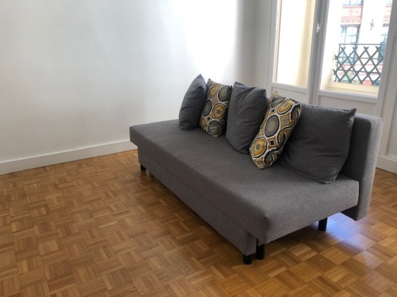 Recyclage, Récupe & Don d'objet : sofa bed