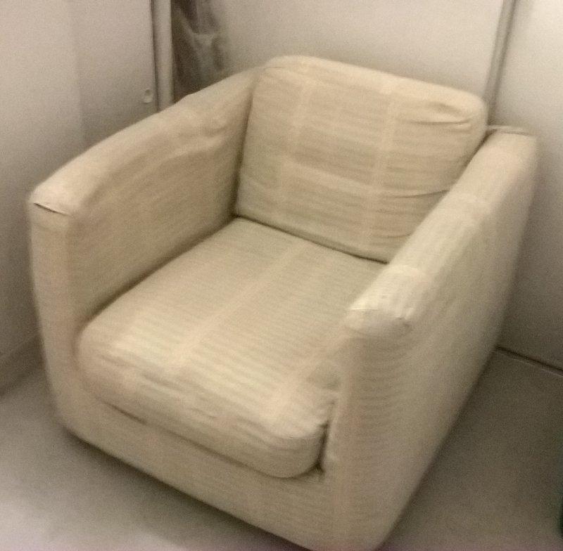 Recyclage, Récupe & Don d'objet : 2 fauteuils de salon