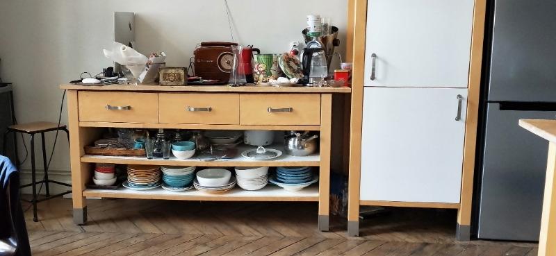 Recyclage, Récupe & Don d'objet : buffet et meuble de cuisine