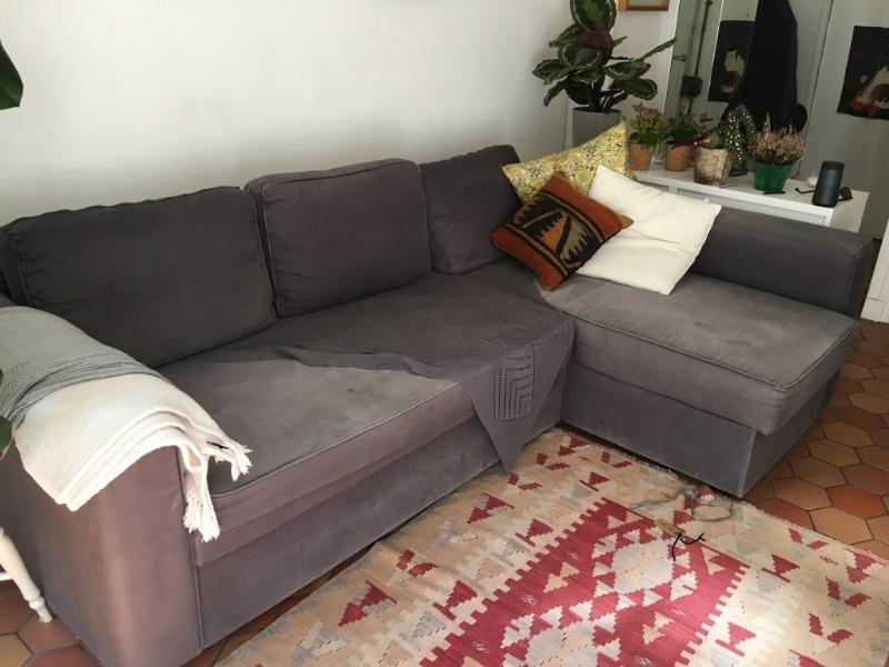 Recyclage, Récupe & Don d'objet : un canapé lit en l - a récupérer de toute ...