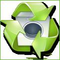 Recyclage, Récupe & Don d'objet : luminaire blanc 1m90