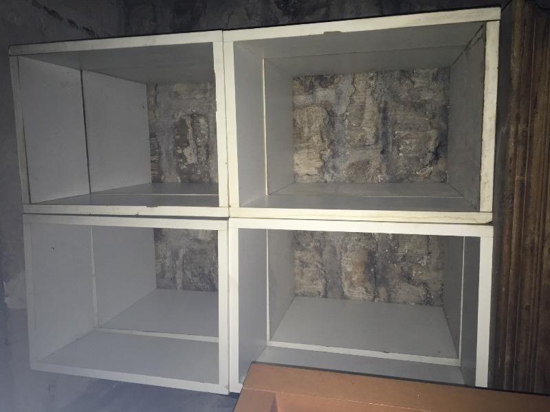 Recyclage, Récupe & Don d'objet : cube de déco