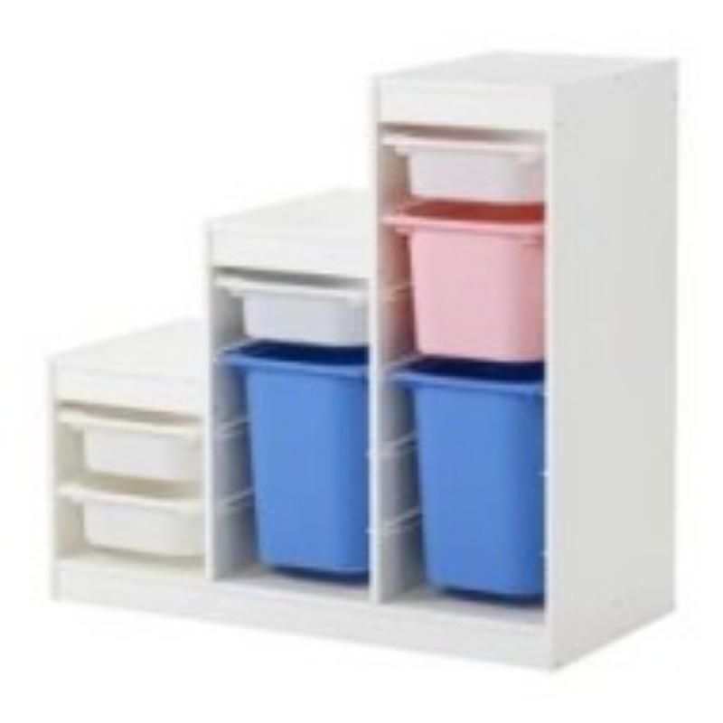 Recyclage, Récupe & Don d'objet : meuble ikea de rangement de jouets pour en...
