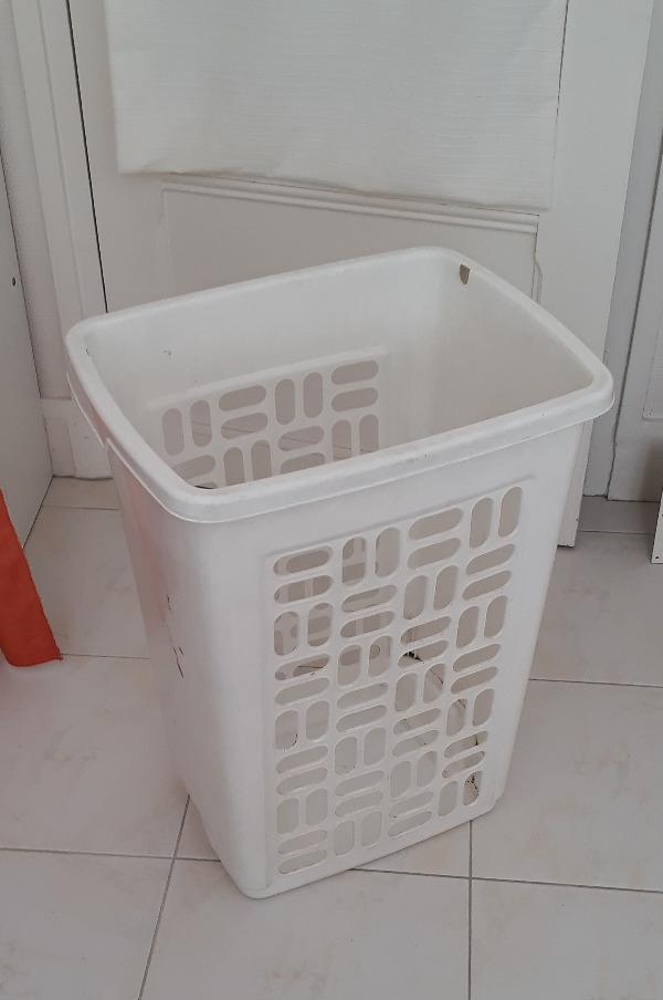Recyclage, Récupe & Don d'objet : panier à linge