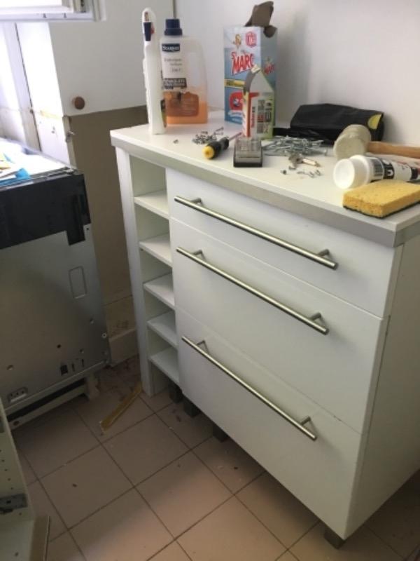 Recyclage Objet Recupe Objet Donne Meuble De Cuisine Ikea A