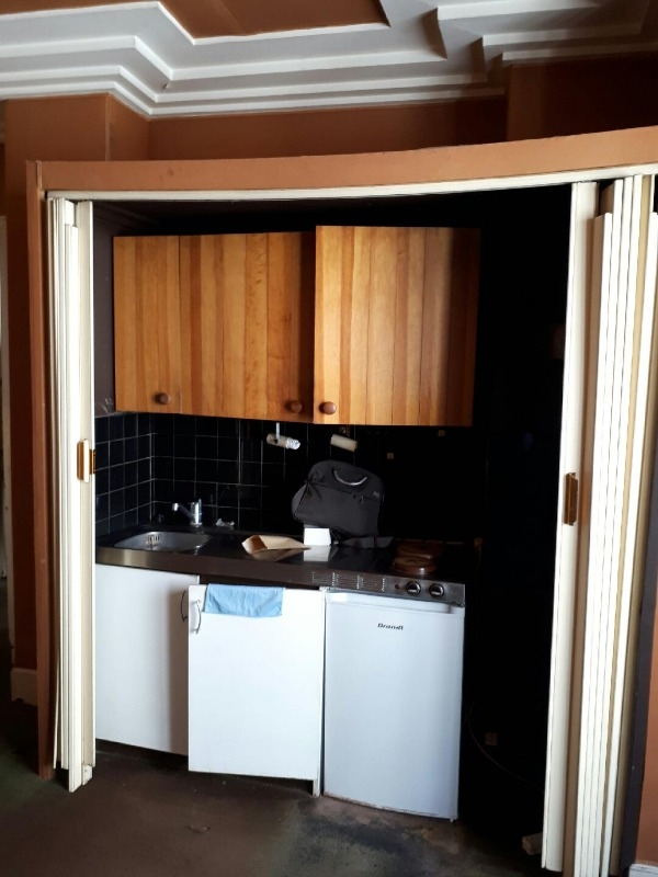 Recyclage, Récupe & Don d'objet : kitchenette