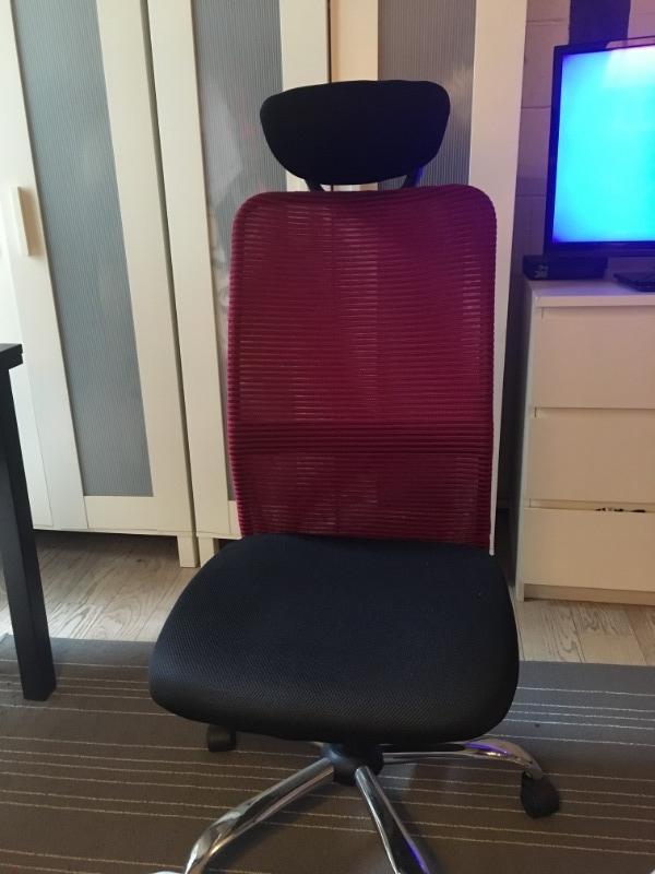 Recyclage, Récupe & Don d'objet : chaise roulante de bureau