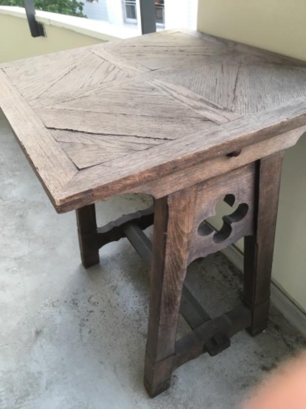 Recyclage, Récupe & Don d'objet : petite table (50x50)