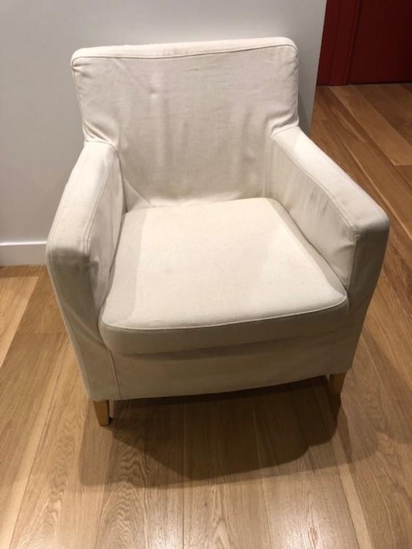 Recyclage, Récupe & Don d'objet : fauteuil 1 place
