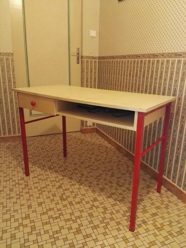 Recyclage, Récupe & Don d'objet : petit bureau en bois