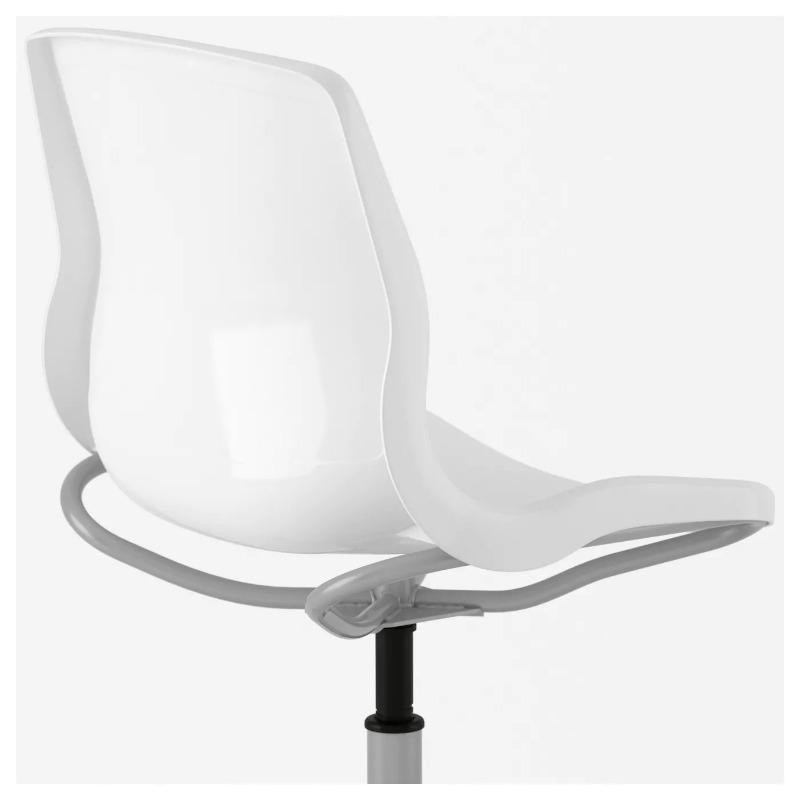 Recyclage, Récupe & Don d'objet : chaise bureau blanche ikea