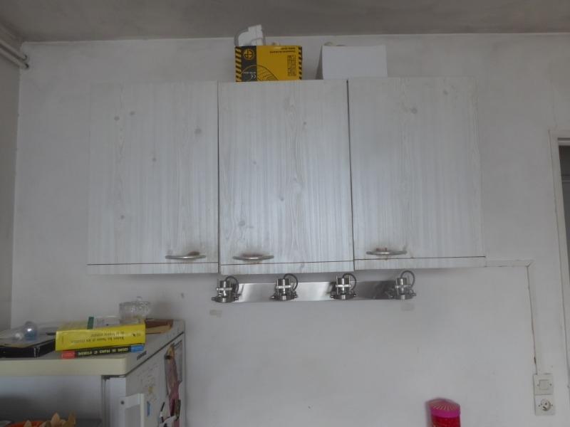 Recyclage, Récupe & Don d'objet : un meuble mural 3 portes