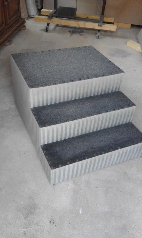 Recyclage, Récupe & Don d'objet : meuble marchepied