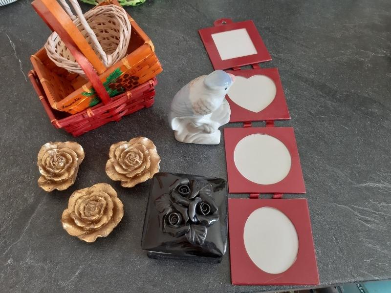 Recyclage, Récupe & Don d'objet : petit objet deco