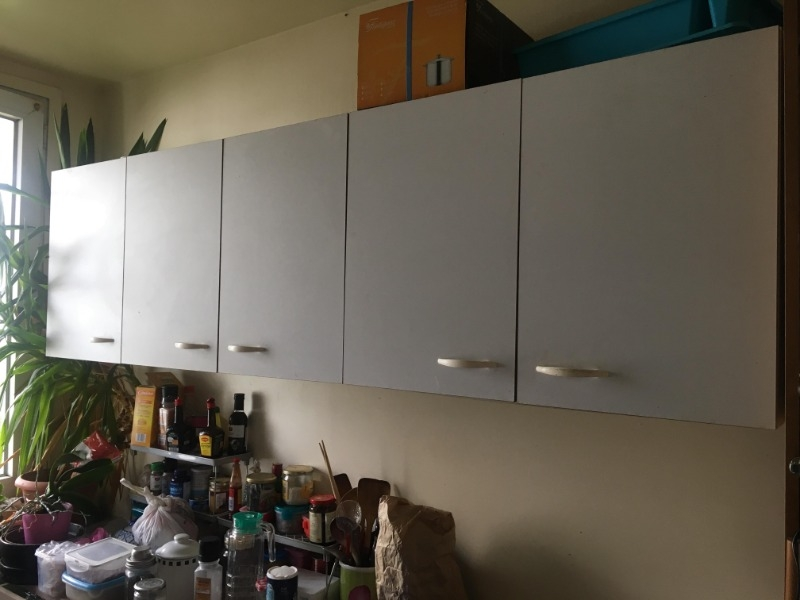 Recyclage, Récupe & Don d'objet : meubles haut cuisine