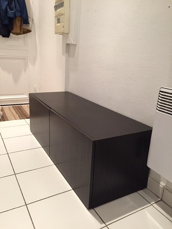 Recyclage, Récupe & Don d'objet : meuble de rangement ikea