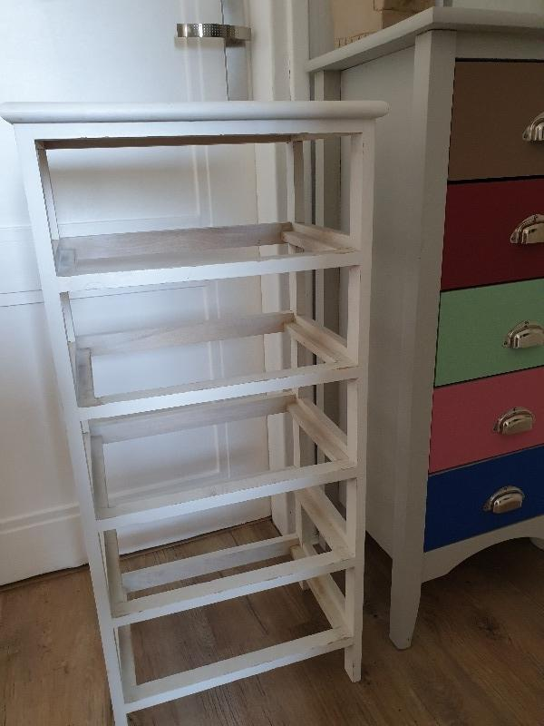 Recyclage, Récupe & Don d'objet : commode 5 tiroirs