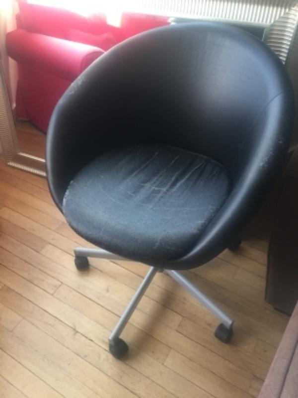 Recyclage, Récupe & Don d'objet : fauteuils ronds