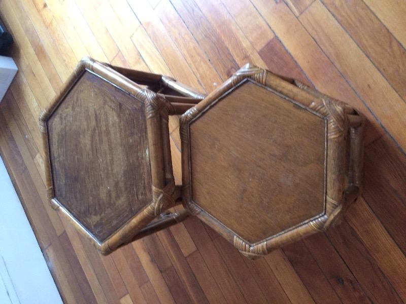 Recyclage, Récupe & Don d'objet : plusieurs meubles anciens bois rustique