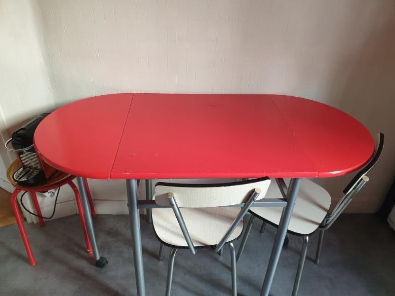 Recyclage, Récupe & Don d'objet : 5 peites tables