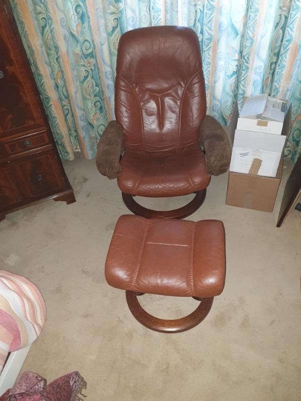 Recyclage, Récupe & Don d'objet : fauteuil a bascule