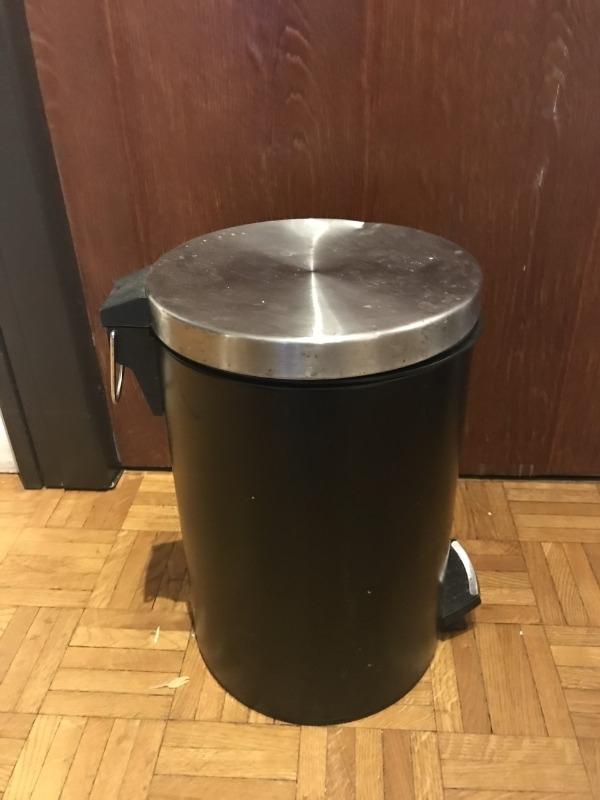 Recyclage, Récupe & Don d'objet : poubelle cuisine